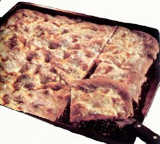 Пирог на сливочном масле