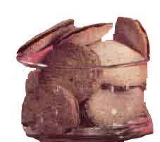 Круглое печенье