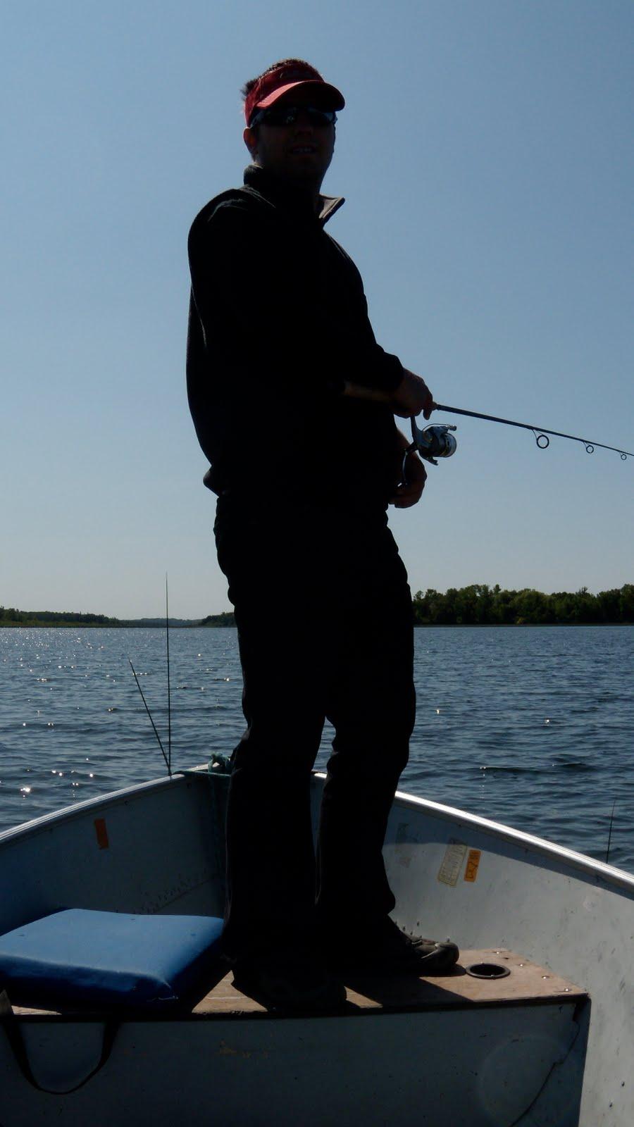 The rogue outdoors photo 39 s from bass lake minnesota 2009 for Jon boat bass fishing