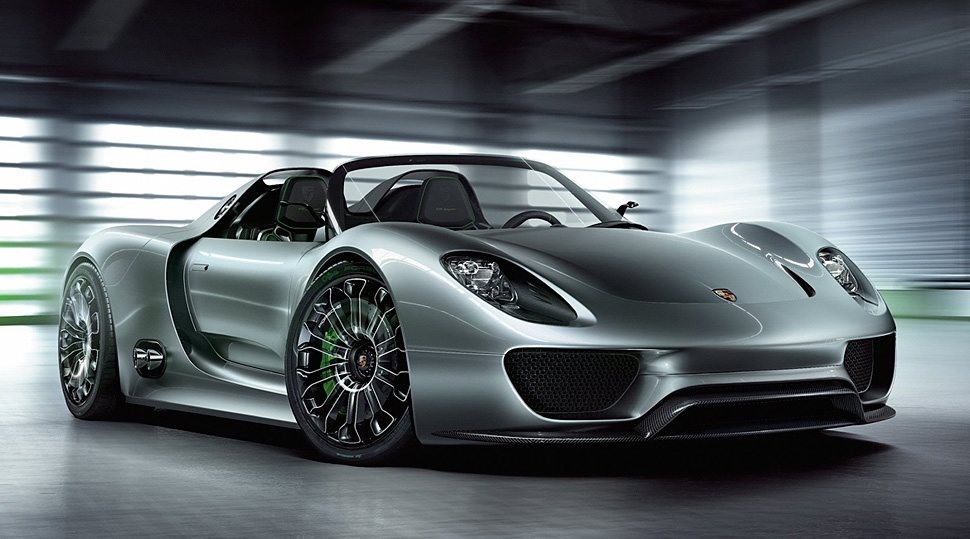 linknotes porsche 918 spyder plug in hybrid concept. Black Bedroom Furniture Sets. Home Design Ideas