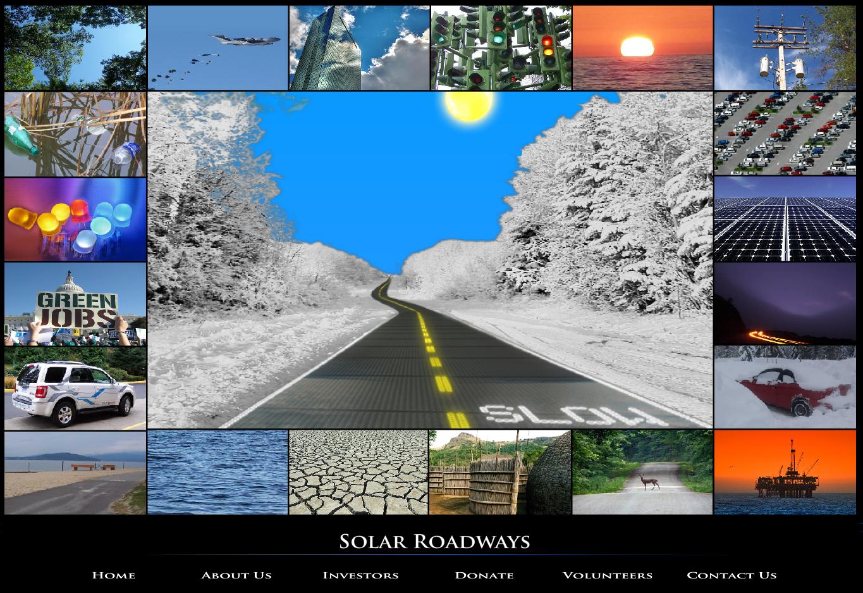 Linknotes Solar Roadways