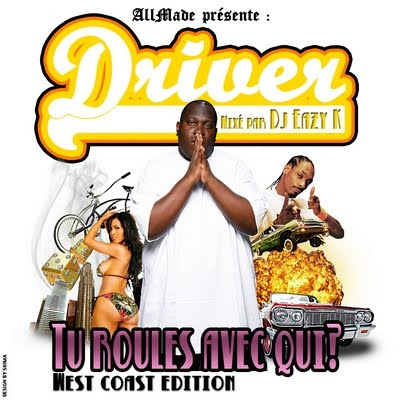 [MULTI]   Driver - Tu Roules Avec Qui (West Coast Edition) (2011)