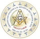 Site da GLMERS - Grande Loja Maçônica do Estado do Rio Grande do Sul