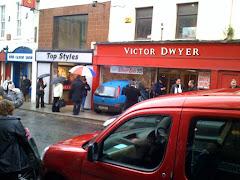 Shoe Shopping Irish Style