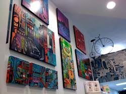 Exposición Permanente en nuestra tienda