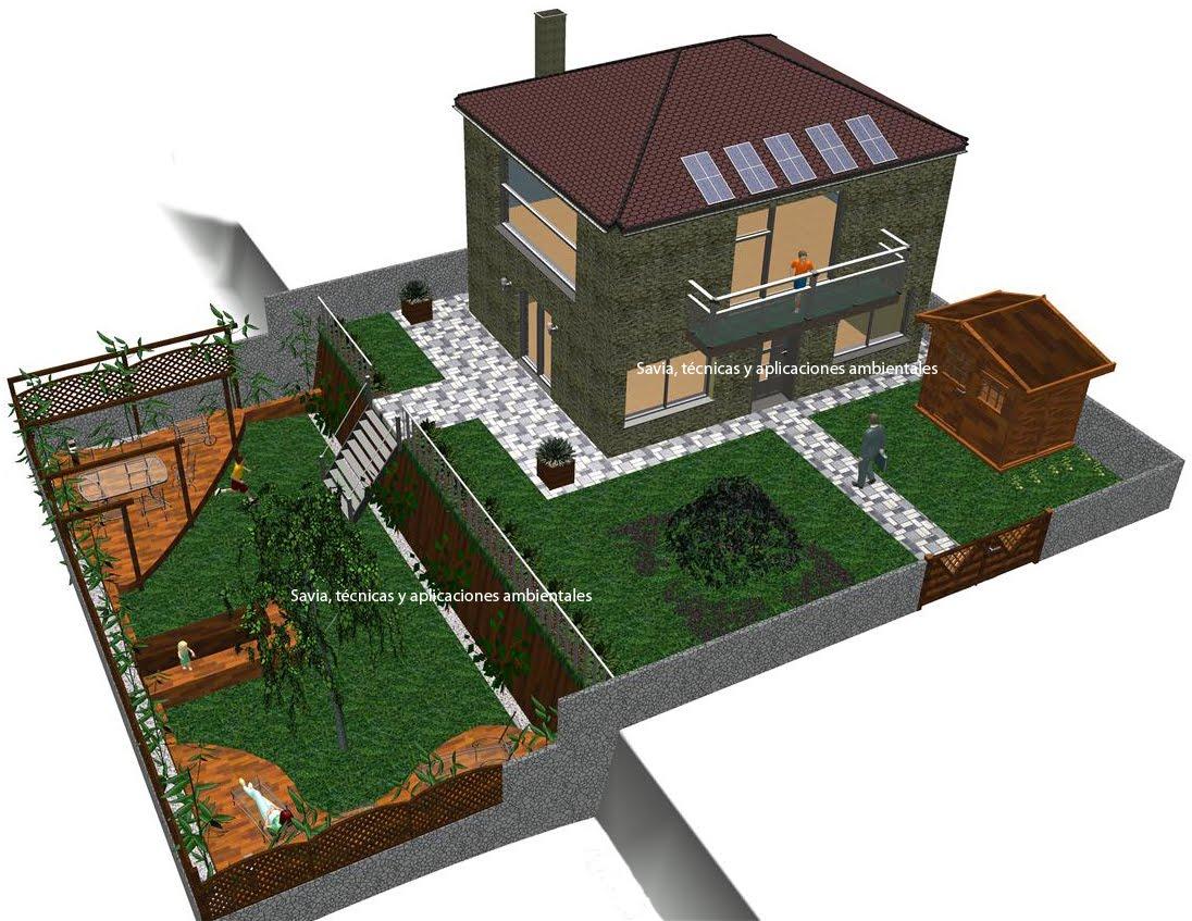Jardines verticales y cubiertas vegetales auto design tech for Jardines verticales