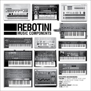 46. Rebotini - Music Components