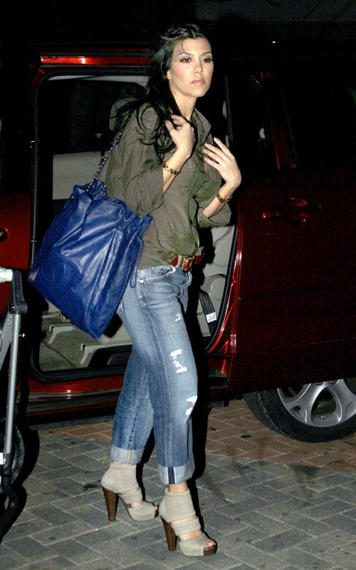 Khloe Kardashian Style And Fashion