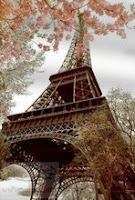 The Eiffel Tower ..