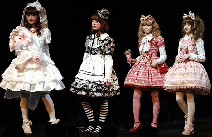 *★.••*japanese lolita fashion*★.••*,أنيدرا