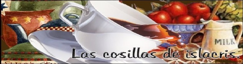 Las cosillas de islacris