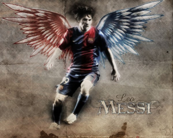 Hitman Messi, 23, has also