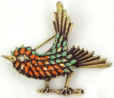 Florenza Spikey Bird
