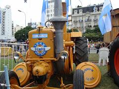 El Tractor Pampa de Perón