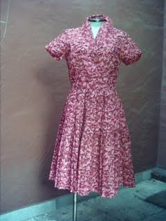[vestido+anos+50+rosa]