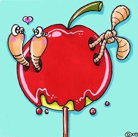 Mangez des pommes!