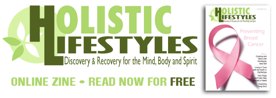 Multi Media Advertising with Holistic Lifestyles Radio And Internet Show