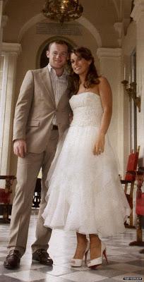 coleen wedding