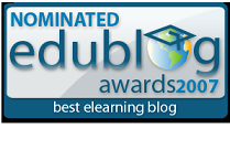 Edublog Awards 2007