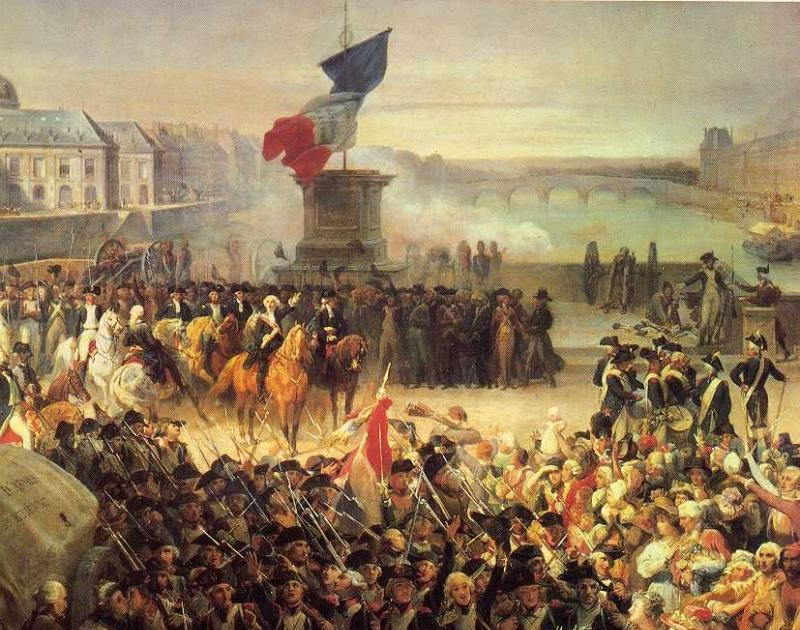french revolution terms Causes of french revolution: political, social and economic causes the three main causes of french revolution are as follows: 1 political cause 2 social cause 3 economic cause 1 political cause: advertisements: during the eighteen the century france was the centre of autocratic monarchy.