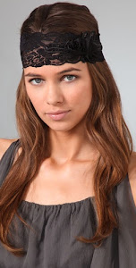 adia kibur black headband
