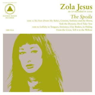 Zola Jesus The Spoils