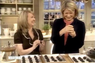 Martha stewart show giveaways
