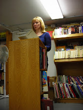 "Reading from ""Liquid Rubies"""