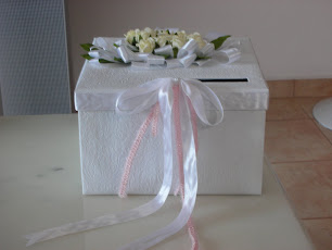 My Art and Craft - Wedding Gift Box