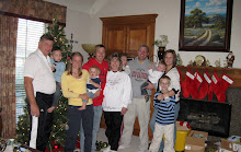The McKinney family, Christmas '08