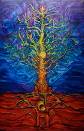 El Árbol de la Vida...gracias Liliana