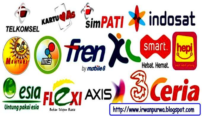 logo pulsa all operator by.irwax