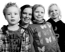 meg og mine kids :-)))