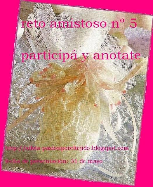 RETO AMISTOSO Nº 5 DE SILVIA