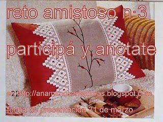 3ER RETO AMISTOSO