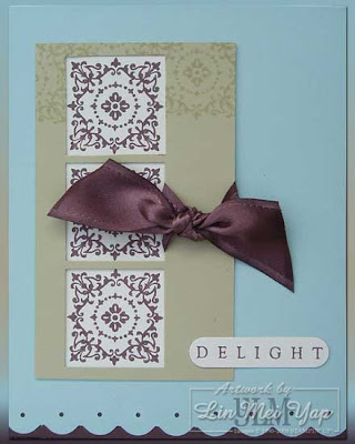 Simply Sent Simple Delights another way