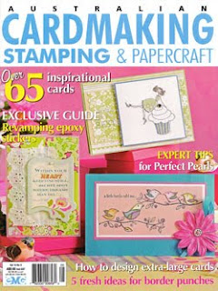 Cardmaking Stamping & Papercraft Vol 15 No 3 Cover