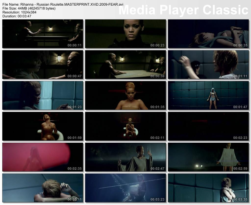 Rihanna roulette