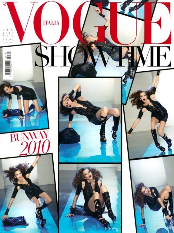 Karlie Kloss Vogue 2013