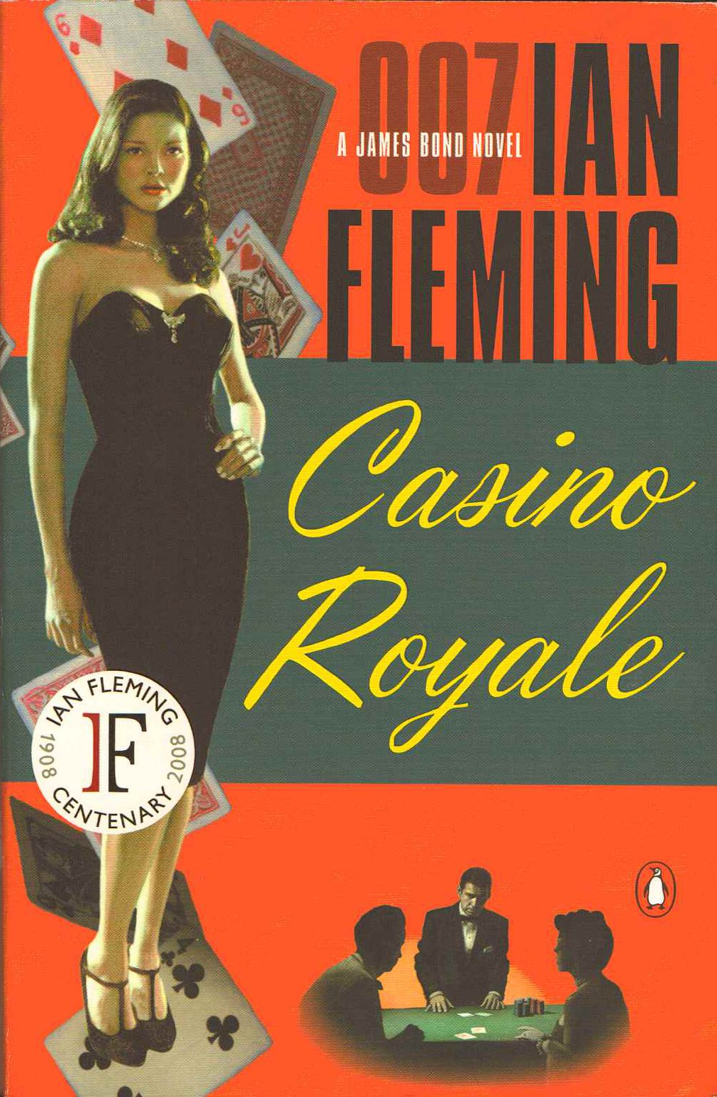 Book by casino fleming ian royale what games do casinos make the most money on