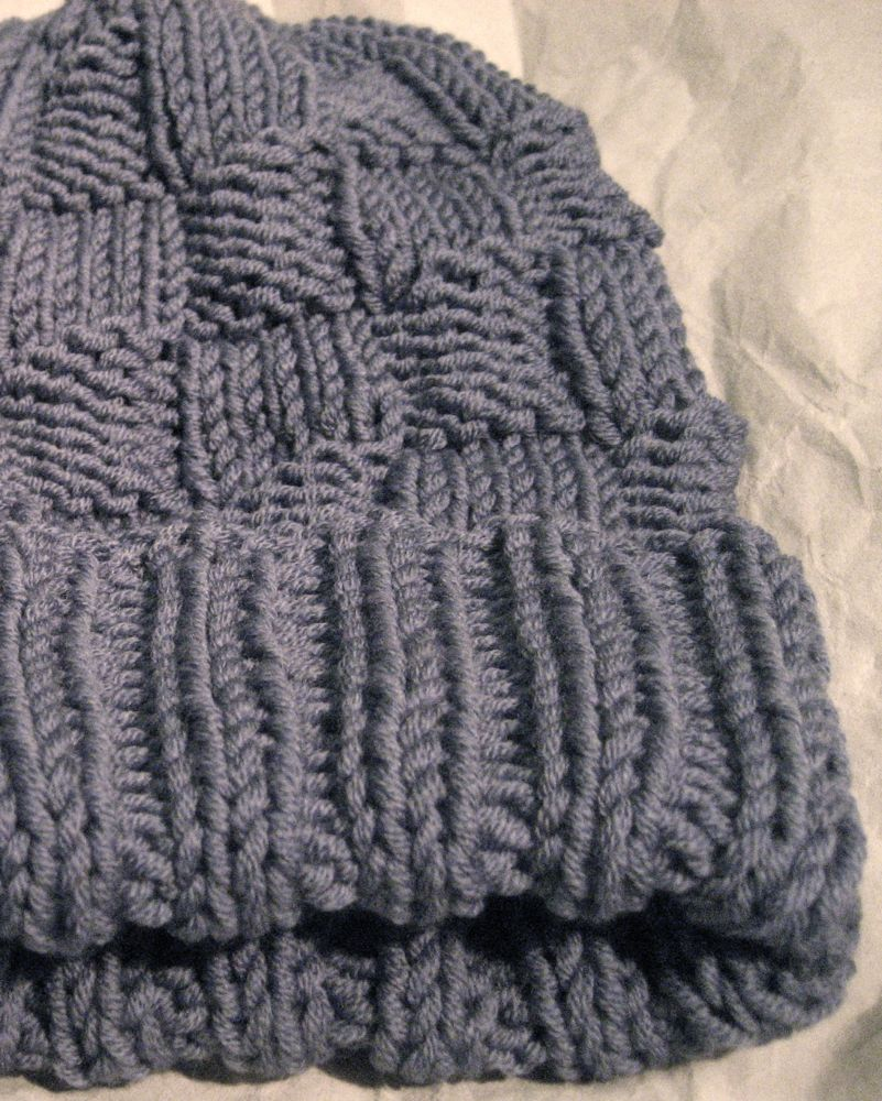 Basket Weave Hat Pattern Free : Pragueloop unisex basketweave hat