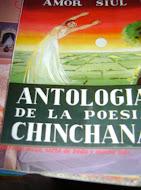 LIBROS ANTOLOGÍA CHINCHANA