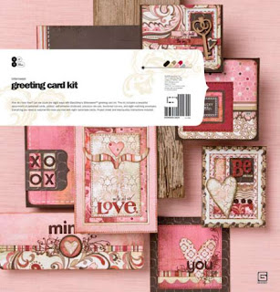 Bais Grey - Getting Card Kit