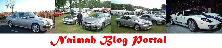 Naimah Blog Portal