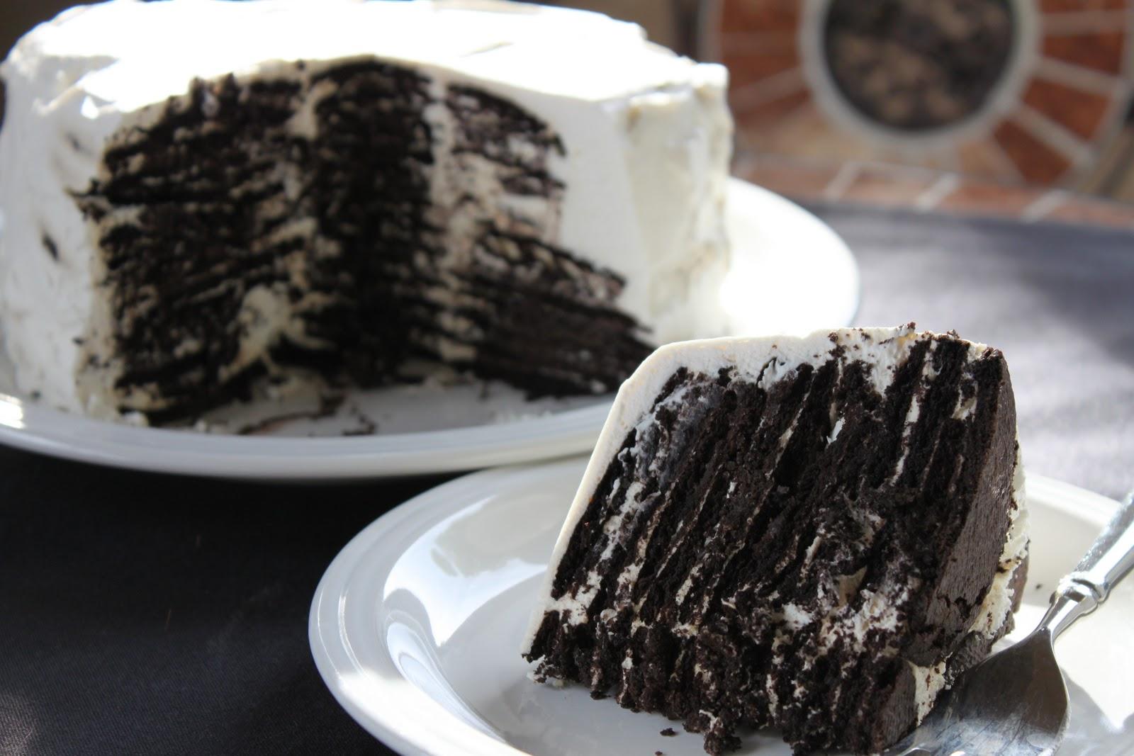 OVEN PHILOSOPHY: Icebox Cake