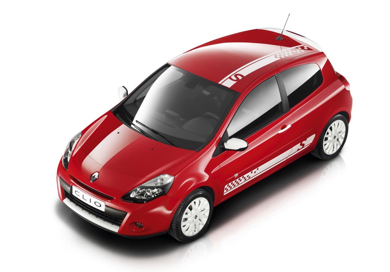 new Renault Clio S