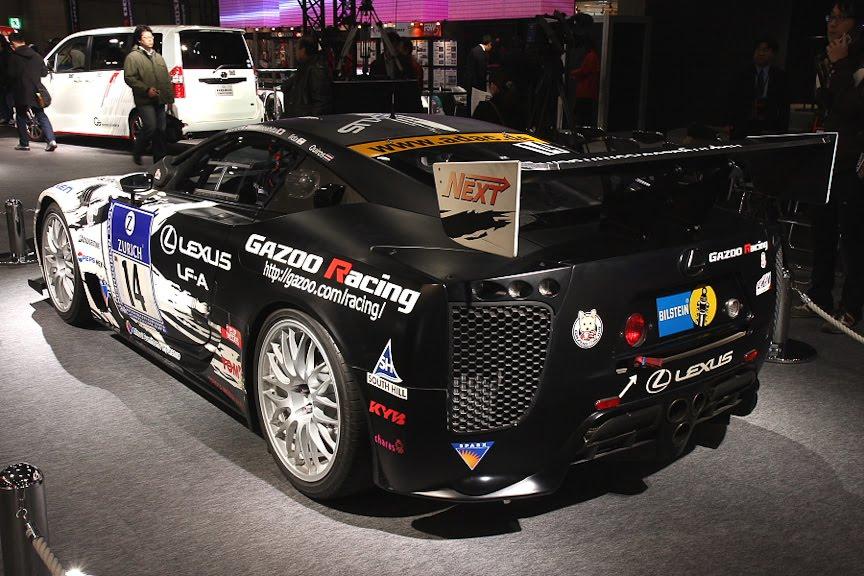 GAZOO Racing LEXUS LF-A