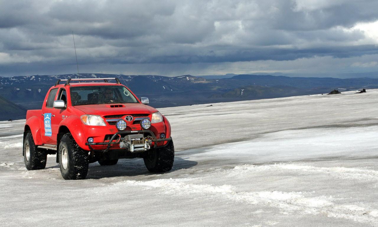 Arctic Truck Toyota