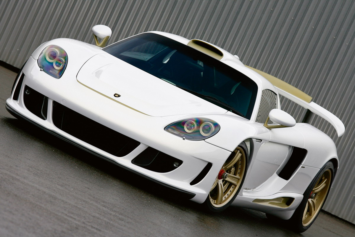 the Porsche 980 Carrera GT