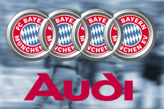 audi takes stake in fc bayern m nchen ag. Black Bedroom Furniture Sets. Home Design Ideas